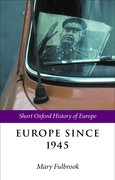 Cover for Europe Since 1945