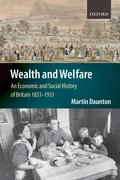 Cover for Wealth and Welfare