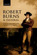 Cover for Robert Burns and Pastoral