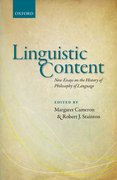 Cover for Linguistic Content