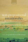 Cover for Non-Propositional Intentionality