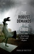 Cover for The Robust Demands of the Good