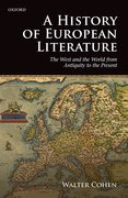 Cover for A History of European Literature