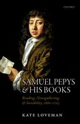 Cover for Samuel Pepys and his Books