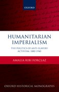 Cover for Humanitarian Imperialism