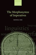 Cover for The Morphosyntax of Imperatives