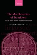 Cover for The Morphosyntax of Transitions