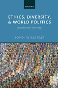Cover for Ethics, Diversity, and World Politics