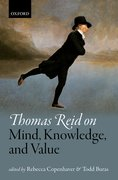 Cover for Thomas Reid on Mind, Knowledge, and Value