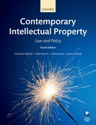 Cover for Contemporary Intellectual Property