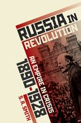 Cover for Russia in Revolution - 9780198734826