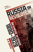 Cover for Russia in Revolution - 9780198734833