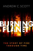 Cover for Burning Planet