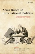 Cover for Arms Races in International Politics