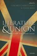Cover for Literature and Union - 9780198736233