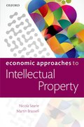Cover for Economic Approaches to Intellectual Property