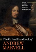 Cover for The Oxford Handbook of Andrew Marvell