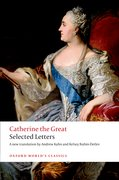Cover for Catherine the Great: Selected Letters