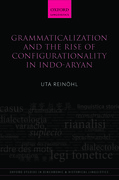Cover for Grammaticalization and the Rise of Configurationality in Indo-Aryan