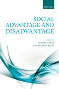 Cover for Social Advantage and Disadvantage
