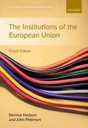 Cover for Institutions of the European Union