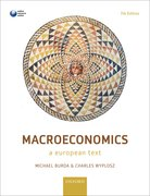 Cover for Macroeconomics - 9780198737513