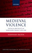 Cover for Medieval Violence