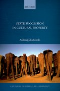 Cover for State Succession in Cultural Property
