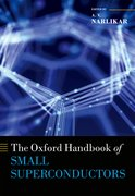 Cover for The Oxford Handbook of Small Superconductors - 9780198738169