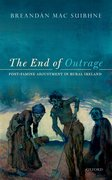 Cover for The End of Outrage - 9780198738619