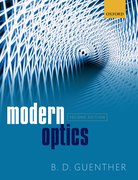 Cover for Modern Optics