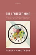 Cover for The Centered Mind
