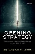 Cover for Opening Strategy