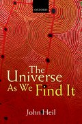 Cover for The Universe As We Find It