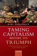 Cover for Taming Capitalism before its Triumph