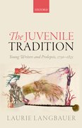 Cover for The Juvenile Tradition