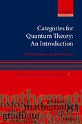 Cover for Categories for Quantum Theory