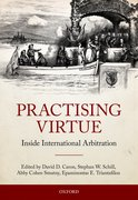 Cover for Practising Virtue