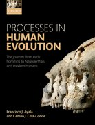 Cover for Processes in Human Evolution - 9780198739913