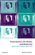 Cover for Emancipation, the Media, and Modernity