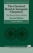 Cover for The Chemical Bond in Inorganic Chemistry