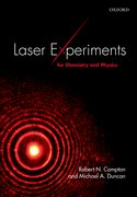 Cover for Laser Experiments for Chemistry and Physics