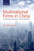 Cover for Multinational Firms in China