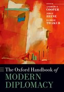Cover for The Oxford Handbook of Modern Diplomacy