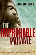 Cover for The Improbable Primate