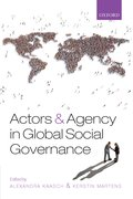 Cover for Actors and Agency in Global Social Governance