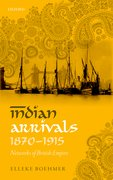 Cover for Indian Arrivals, 1870-1915