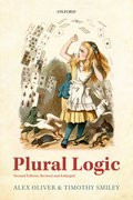 Cover for Plural Logic - 9780198744382