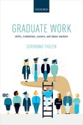 Cover for Graduate Work