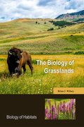 Cover for The Biology of Grasslands